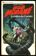""""""" BOB MORANE: La Vallée Des Crotales """", Par Henri VERNES -  E.O. PM N° 101. - Books, Magazines, Comics"""