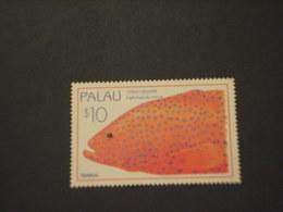 PALAU - 1995 PESCE  10 D. - NUOVI(++) - Palau