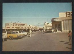 Jordan Old Aqaba The Main Street Picture Postcard View Card - Jordan