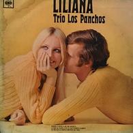 LP Argentino Del Trío Los Panchos Año 1970 - Vinyl Records