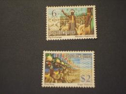 PAPUA - 1974 PITTORICA  2 VALORI - NUOVI(++) - Papua Nuova Guinea