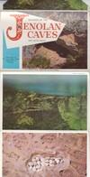 JENOLAN CAVES. 14 VIEWS SIZE 15x10CM. CIRCA 1970's. PHOTOSET SOUVENIR LAMBRANÇA GRUSS AUS- BLEUP - Sydney