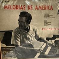 LP Argentino De Ken Griffin Año 1958 - Vinyl Records
