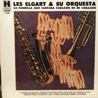 LP Argentino De Les Elgart Y Su Orquesta Año 1973 - Jazz