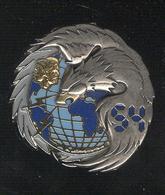 Insigne 54 Régiment De Transmissions - Pin's - Balme - Armée De Terre