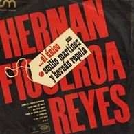 LP Argentino De Hernán Figueroa Reyes Año 1967 - World Music