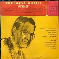 LP Argentino BSO The Glenn Miller Story Año 1967 - Soundtracks, Film Music