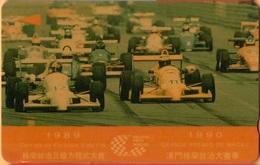 Macau - GPT, GTM 2MACE, Sports Cars, Formula 3, Demo, Dummy, Without CN, 1990, Mint - Macao