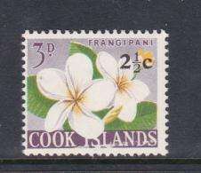 Cook Islands  SG 207 1967 Definitives 2.5 C  MNH - Cook Islands