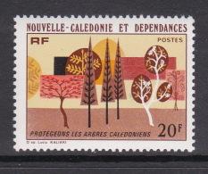 New Caledonia SG 584 1977 Nature Protection MNH - New Caledonia