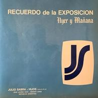 LP Argentino De Artistas Varios Recuerdo De La Exposición Año 1975 - Compilations