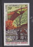 New Caledonia SG 547 1975 Stop Bush Fires MNH - New Caledonia