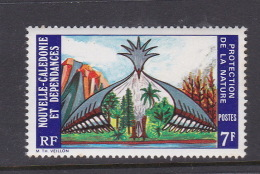 New Caledonia SG 538 1974 Nature Conservation MNH - New Caledonia
