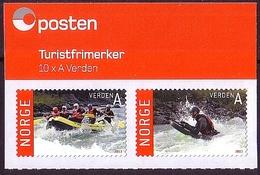 Norway 2013 Tourism River Rafting Sport Tarif A Mint MNH R99 - Rafting