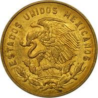 Monnaie, Mexique, 5 Centavos, 1969, Mexico City, TTB, Laiton, KM:426 - Mexico