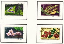 Congo Republique- 1970 Flora And Fauna ## Avec Charnière € 0.75 República Do Congo - République Démocratique Du Congo (1997 -...)