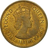 Monnaie, Hong Kong, Elizabeth II, 10 Cents, 1978, TB+, Nickel-brass, KM:28.3 - Hongkong