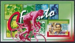 D- [401888] **/Mnh-Guinée 2006 - Vainqueurs Du Tour De France, Fausto Coffi - Cyclisme