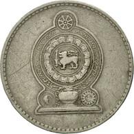 Monnaie, Sri Lanka, 2 Rupees, 1984, TB+, Copper-nickel, KM:147 - Sri Lanka
