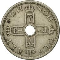 Monnaie, Norvège, Haakon VII, 50 Öre, 1940, TB+, Copper-nickel, KM:386 - Norvège