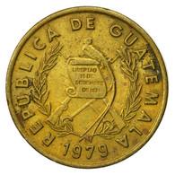 Monnaie, Guatemala, Centavo, Un, 1979, TTB, Laiton, KM:275.1 - Guatemala