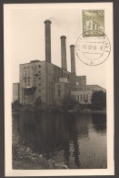 1956  Kraftwerk Reuter  MiNr 150  Esrttag Stempel - [5] Berlijn
