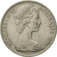 Monnaie, Australie, Elizabeth II, 10 Cents, 1976, Melbourne, TTB, Copper-nickel - Victoria