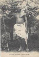 GRANDE COMORE -Pâtre Comorien  -sans éditeur - Comoros