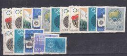 Yugoslavia Mint And Used Charity Stamps Olympic Games, Look - 1945-1992 Socialistische Federale Republiek Joegoslavië