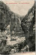 41le 116 CPA - CONSTANTINE - LES GORGES DU RHUMMEL - Constantine