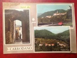 Saluti Di Carrodano Frazione Piana - Italië