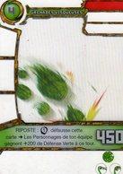 Carte Plastique Redakai Hologramme Grenades Visqueuses - Trading Cards
