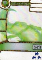 Carte Plastique Redakai Hologramme Tornade Magnetique - Trading Cards