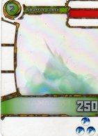 Carte Plastique Redakai Hologramme Souffle Glacé - Trading Cards