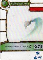 Carte Plastique Redakai Hologramme Epees En Plumes - Trading Cards