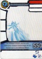 Carte Plastique Redakai Hologramme Rayon Cryogenisant - Trading Cards