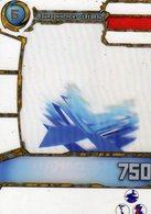 Carte Plastique Redakai Hologramme Bourdonnement Cerebral - Trading Cards