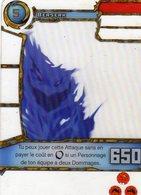 Carte Plastique Redakai Hologramme Berserk - Trading Cards