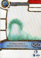 Carte Plastique Redakai Hologramme Broyage Electrique - Trading Cards