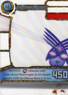 Carte Plastique Redakai Hologramme Explosion Hypnotique - Trading Cards