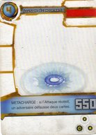 Carte Plastique Redakai Hologramme Illusion Deconcertante - Trading Cards