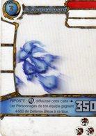 Carte Plastique Redakai Hologramme Revolte De Fantome - Trading Cards