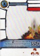 Carte Plastique Redakai Hologramme Larbins Magma - Trading Cards