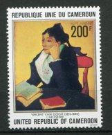7987  CAMEROUN  PA 282 **  200F  L'Arlésienne Par Vincent Van Gogh         1978     TTB - Camerun (1960-...)