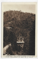 (RECTO / VERSO) GIROMAGNY EN 1946 - N° 1629 - L' HOTEL RESTAURANT DU SAUT DE LA TRUITE - CPA VOYAGEE - Giromagny