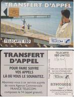 F276a2 GEM1A 120 U TELECARTE TRANSFERT D'APPEL 92/10 + MORENO DECALE - France