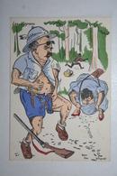 Afrique - Illustration P. Huguet - Les Magnans - Cartes Postales