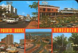 Venezuela - Postcard Unused - Puerto Ordaz - Collage Of Images - Venezuela