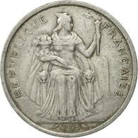 Monnaie, French Polynesia, 5 Francs, 1965, Paris, SUP, Aluminium, KM:4 - French Polynesia