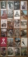 Lot De 24 Cartes Postales  PARIS /h - France